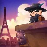 Игра Воришка Боб в Париже