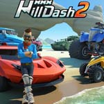 Игра MMX Hill Dash 2