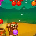 Игра Шарики с обезьянкой