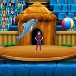 Игра Шоу дельфинов 7