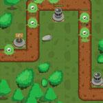 Игра Стратегия: Сражение с монстриками
