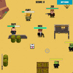 Игра Майнкрафт войнушки