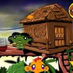 Игра Monkey Go Happy: Остров туземцев
