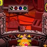 Игра Счастливая обезьяна 12 на заводе