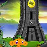 Игра Счастливая обезьянка 9: Башня