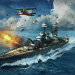 Игра Войнушки: Морская эскадра