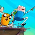 Игра Adventure Time Pirates of the Enchiridion