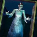 Игра Бродилка по дому ужасов