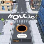 Игра Hole io