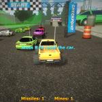 Игра Машины: Мини рейсер