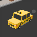 Игра Машины: Прыгающее такси