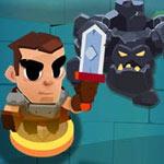 Игра Для 7 лет: Рыцарь против орков