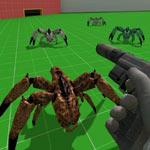 Игра Страшилка: Нашествие пауков