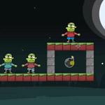 Игра Зомби: Обстрел ракетами