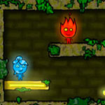 Игра Огонь и вода в Лесном святилище