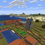 Игра Майнкрафт 3d кликер
