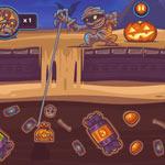 Игра Откопай сладости для мумии