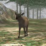 Игра Спасти оленя