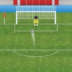 Игра Футбол: Забей гол геймплей