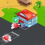 Игра Самолеты: авиадиспетчер геймплей