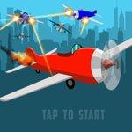 Игра Стреляй по самолетикам геймплей