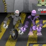 Драки роботов