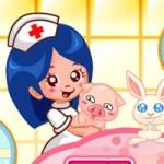 Игра Больница для домашних животных