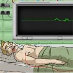 Игра Больница: Работа с электрошоком