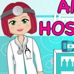 Игра Врач-педиатр в больнице