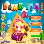 Игра Бомберы 4