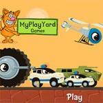 Игра Для мальчиков 5 лет машинки