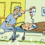 Игра Работа доктором операция