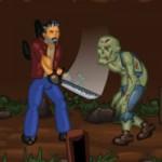 Зомби драки