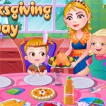 Игра Малышка Хейзел готовит еду