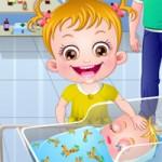 Игра Малышка Хейзел в больнице