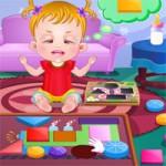 Игра Baby Hazel: Учим геометрию