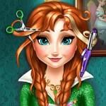 Игра Парикмахерская для Анны