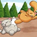Игра Кошки против кошек