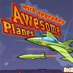 Игра Военный самолет