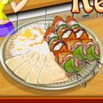 Игра Кухня Сары для девочек: Люля-кебаб