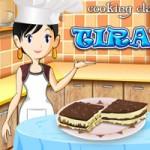 Игра Saras cooking class: Тирамису