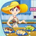 Игра Кулинария: Кухня Сары