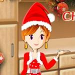 Игра Кухня Сары: Новый год