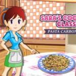 Игра Готовка на кухне Сары: Спагетти
