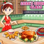Игра Кухня Сары: Праздничный ужин