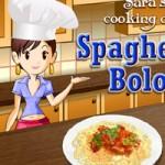 Кухня Сары Спагетти