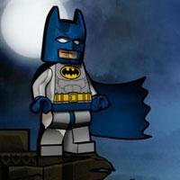 Лего Бэтмен в гонках