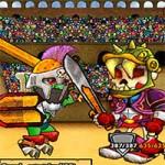 Игра Мечи и сандали 8: Бои гладиаторов