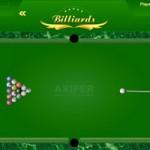 Игра Спортивные: Бильярд