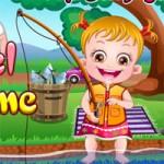 Игра Новая Малышка Хейзел